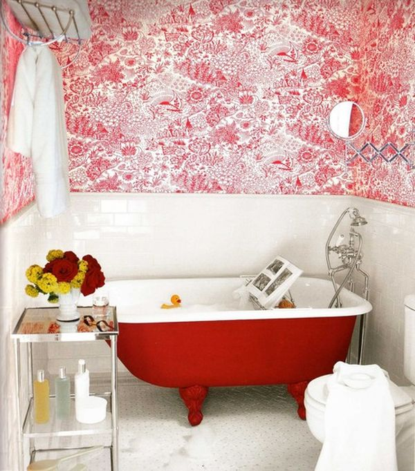 Fun With Red & White Prints: Ideas & Inspiration