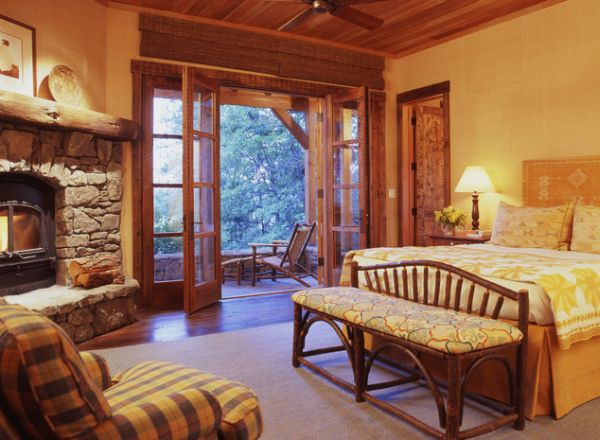 Cabin Fever How To Achieve The Cabin Look For Cozy