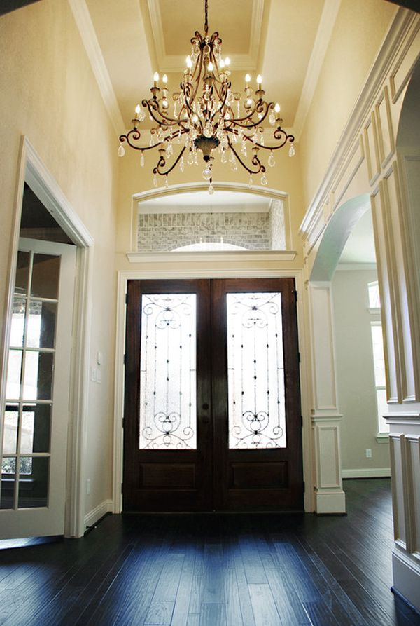 Simple Foyer Ideas : Clean simple foyers ideas and inspiration
