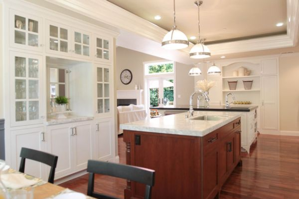 What S Trending In Kitchen Cabinets