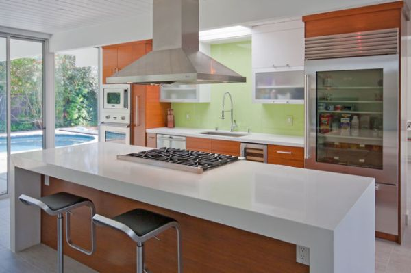 How A Beautiful Kitchen Island Hood Can Change The Decor