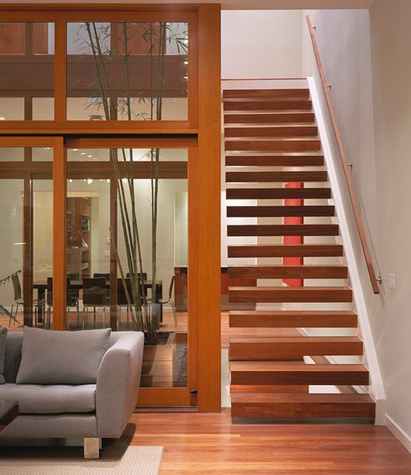 Staircase Decorating Ideas With Modern Design: 7 Ultra Modern Staircases
