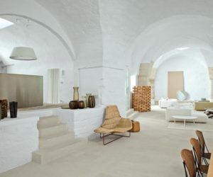 17th Century Oil Mill Transformed Into A Serene Retreat