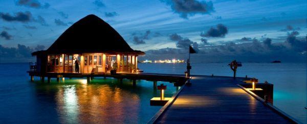 The Tropical Angsana Velavaru Paradise In The Maldives