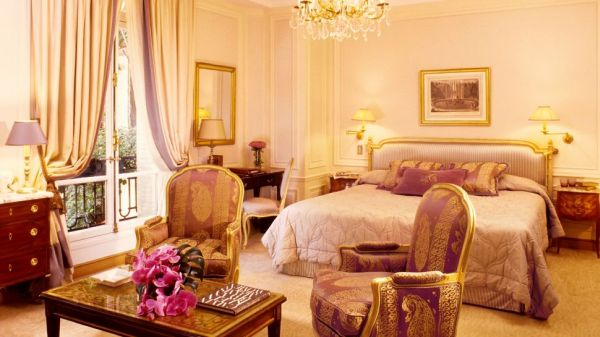 top 10 most expensive and luxurious hotels in paris. Black Bedroom Furniture Sets. Home Design Ideas