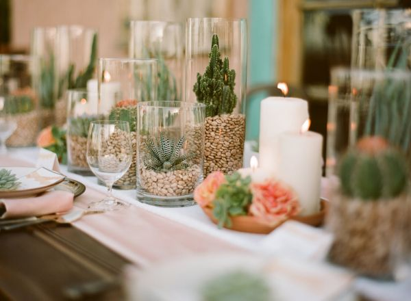 Top 35 summer wedding table dcor ideas to impress your guests view in gallery junglespirit Choice Image