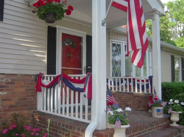 Ultimate 4th of july decoration and craft ideas for American flag decoration