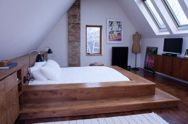Sunken Beds A More Unusual And Modern Alternative For The