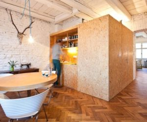 An Old Bratislava Apartment Became A Modern Office With A Creative Vibe