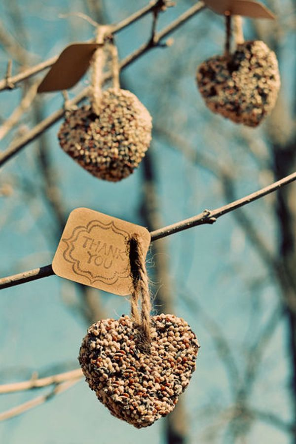 35 cute and easy to make wedding favor ideas birdseed solutioingenieria Gallery