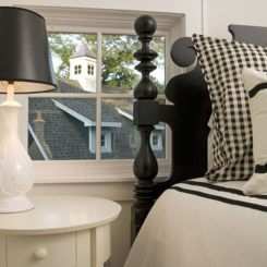 Delightful How To Design A Room Around A Black Bed Ideas