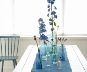 Feelin' the Blues: Chic Spaces in which Blue Shines