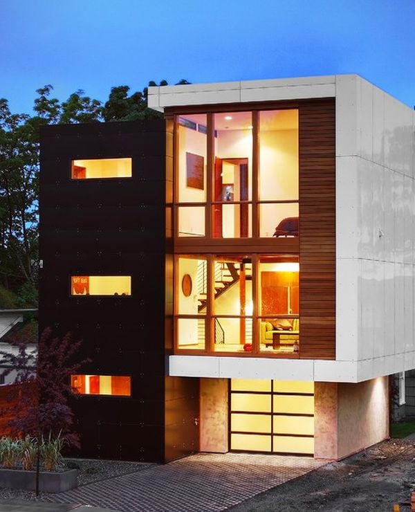 20 Modern And Contemporary Cube-Shaped Houses