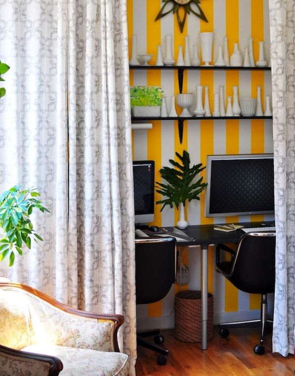 5 Wonderful, Charming & Different Ways To Use Curtains