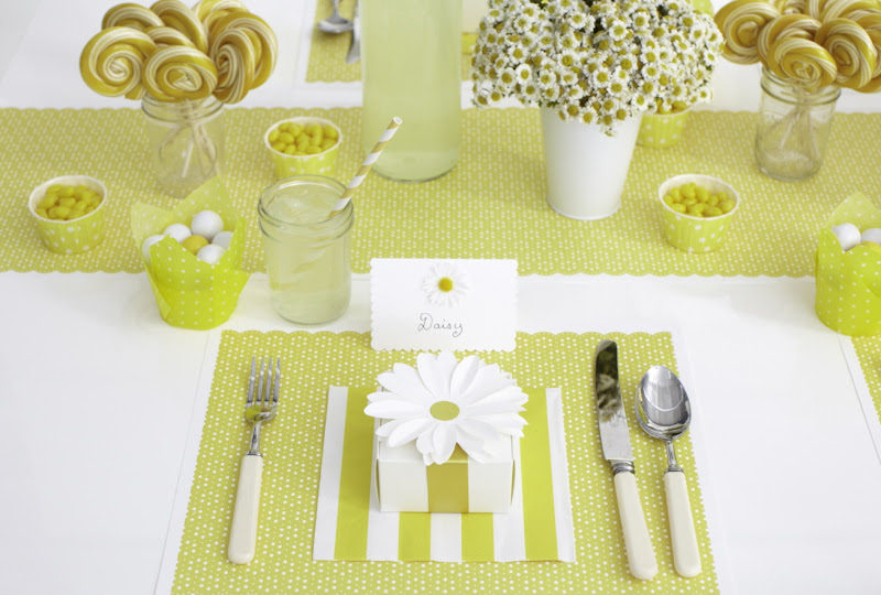 Summer-Inspired Place Settings: Ideas & Inspiration