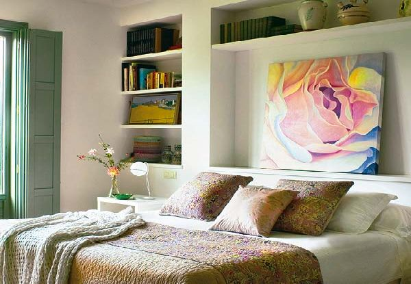 How To Create A Modern Vintage Bedroom