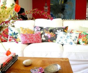 Fun Floral Prints For Your Home: Ideas U0026 Inspiration Amazing Ideas