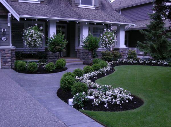 40 front yard landscaping ideas for a good impression rh homedit com
