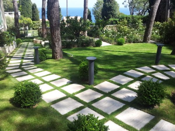 Stepping stone paths and bridges for backyard view in gallery workwithnaturefo