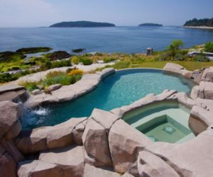 10 Freeform Pools That Perfectly Adapt To Your Landscape