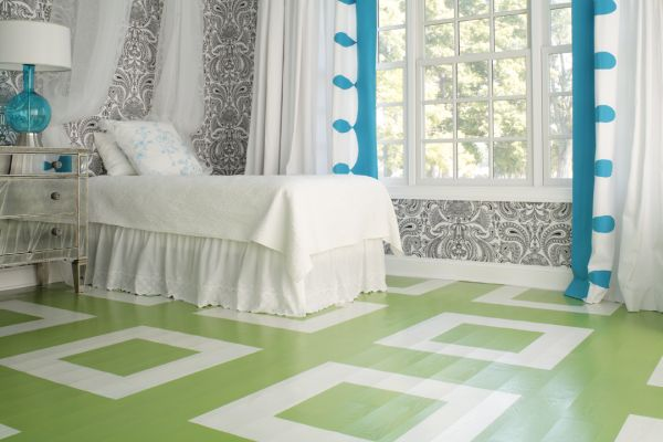 Inspirational and Creative Painted Floors
