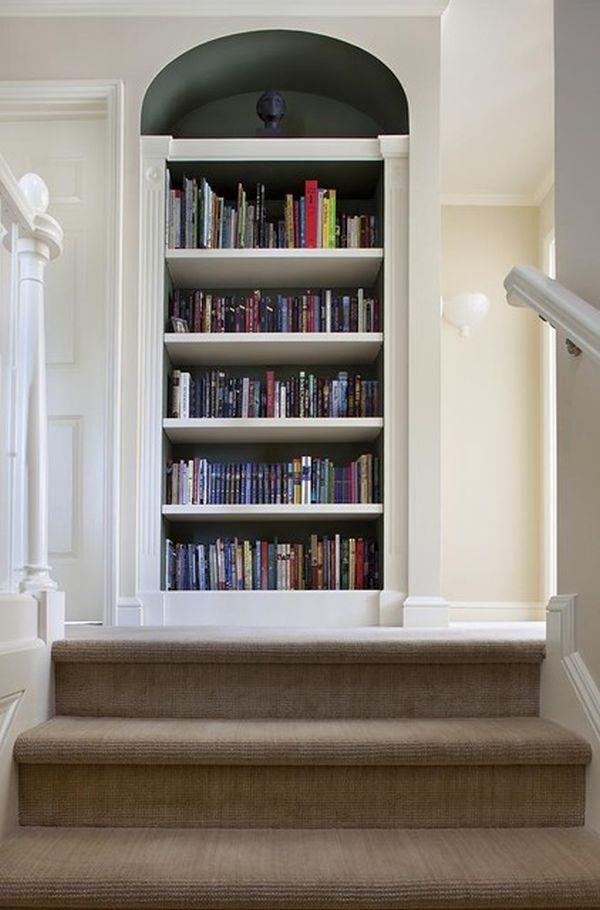 Use Books As Art With These Bookcase Dcor Ideas