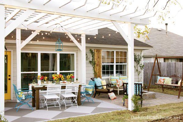 5 fantastic patio flooring ideas view in gallery solutioingenieria Image collections