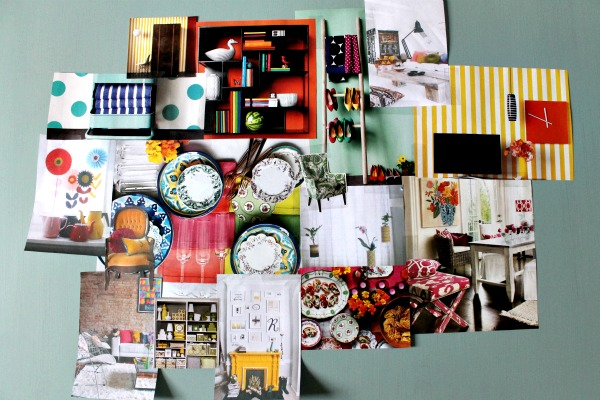 Create An Inspiration Board For Your Home Design Ideas