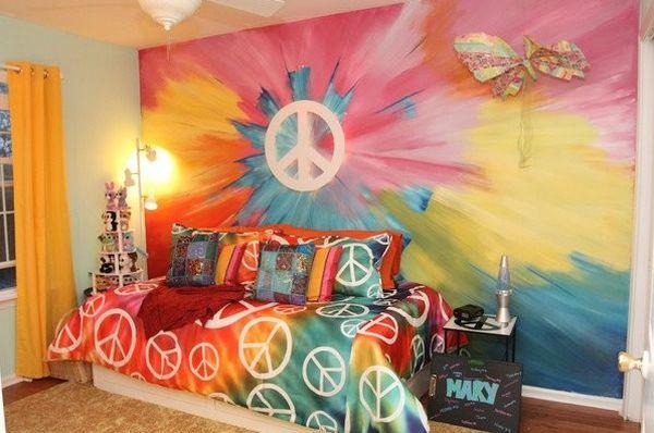 View in gallery. Tie Dye Walls