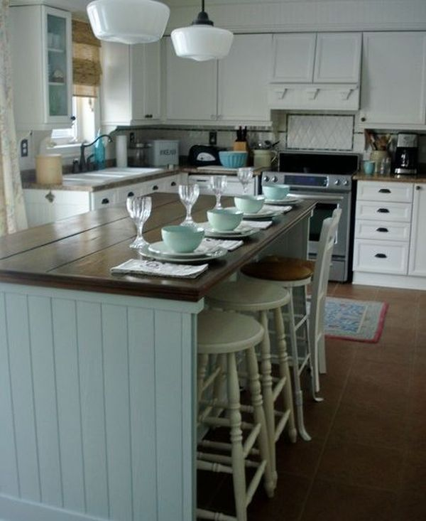 Fabulous Kitchen Island Designs