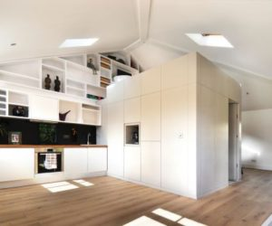 Lovely Apartment In Poland By Mode:lina · Modern London Loft With A Dynamic  Living Working Space