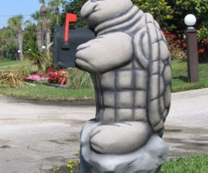 You've Got Mail: 10 Weird and Wonderful Mailbox Ideas