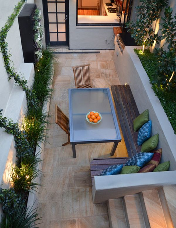 Small Patio Ideas as well House Design Verona Iv Nf40 in addition Two Story Windows moreover Royal Interior Design Antonovich Design furthermore Le Corbusier Apartment 50 Unite Dhabitation Marseille. on design for small living area