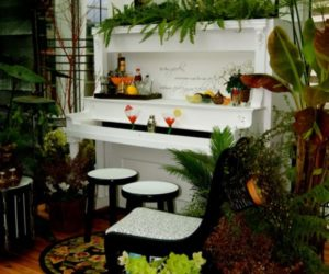 17 Creative Concept For Repurposing An Old Piano