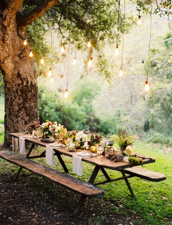 Top 35 summer wedding table dcor ideas to impress your guests view in gallery junglespirit Image collections