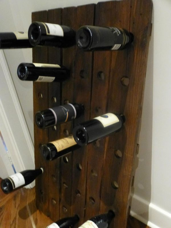 pallet liquor rack. View In Gallery Pallet Liquor Rack