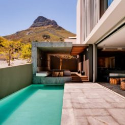 The Modern POD Hotel Featuring Stunning Views And Lots Of Open Space