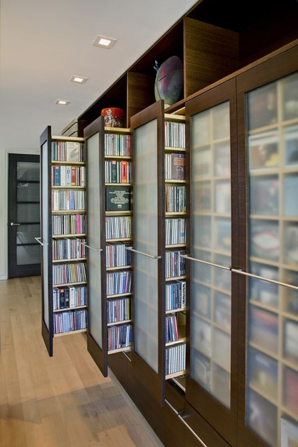 Dvd Storage Solutions unique stylish dvd storage ideas