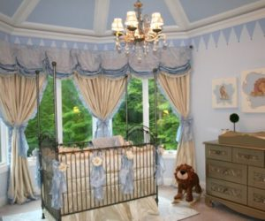 Give Your Baby Boy's Nursery The Royal Treatment