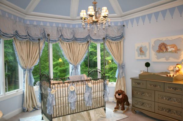 Give Your Baby Boy S Nursery The Royal Treatment