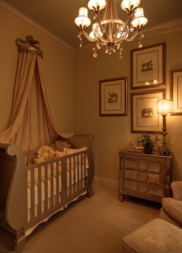 Design Of Baby Room: Give Your Baby Boy's Nursery The Royal Treatment
