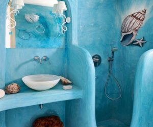 Tranquil Colors Inspired By The Sea – 11 Bathroom Designs