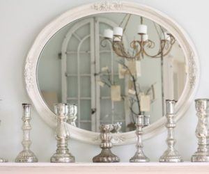 Decorating with Whites & Silvers: Ideas and Inspiration