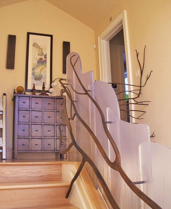 Interior Home Decoration Indoor Stairs Design Pictures: Make That Staircase Landing Gorgeous