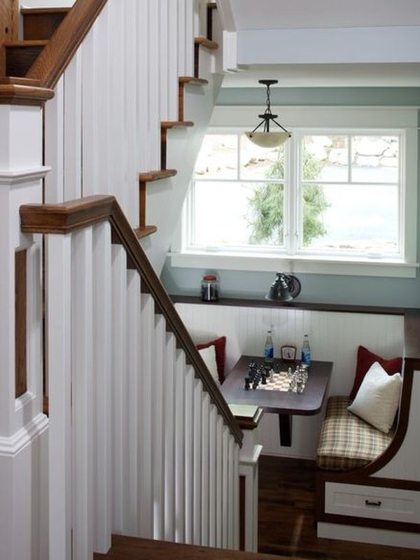 Make That Staircase Landing Gorgeous