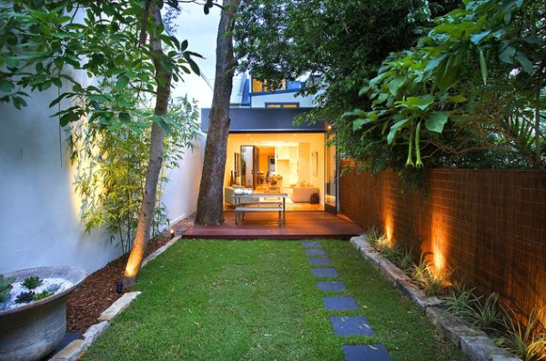 10 Inspiring Design Ideas For Tiny Backyards on design for small living area