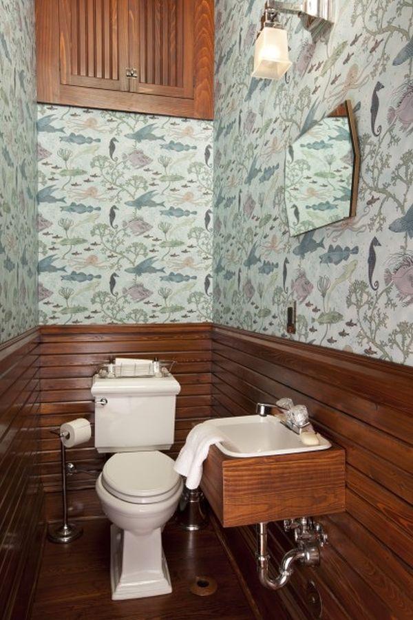 Бюджетный ремонт туалета панелями