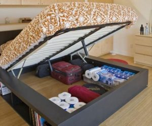 12 Ingenious Hideaway Storage Concept For Small Spaces