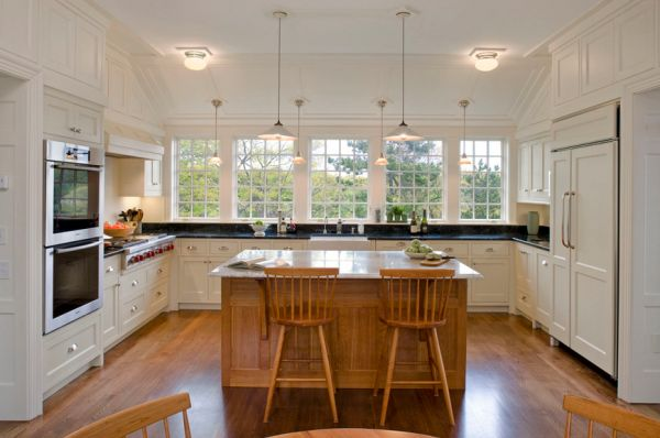 Kitchen window inspiration for Kitchen ideas no window