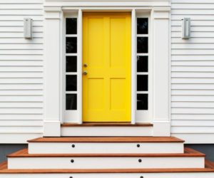 10 Bold & Inspiring Front Doors